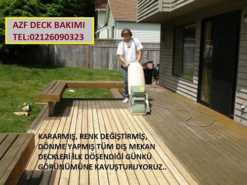 azf-deck-bakımı